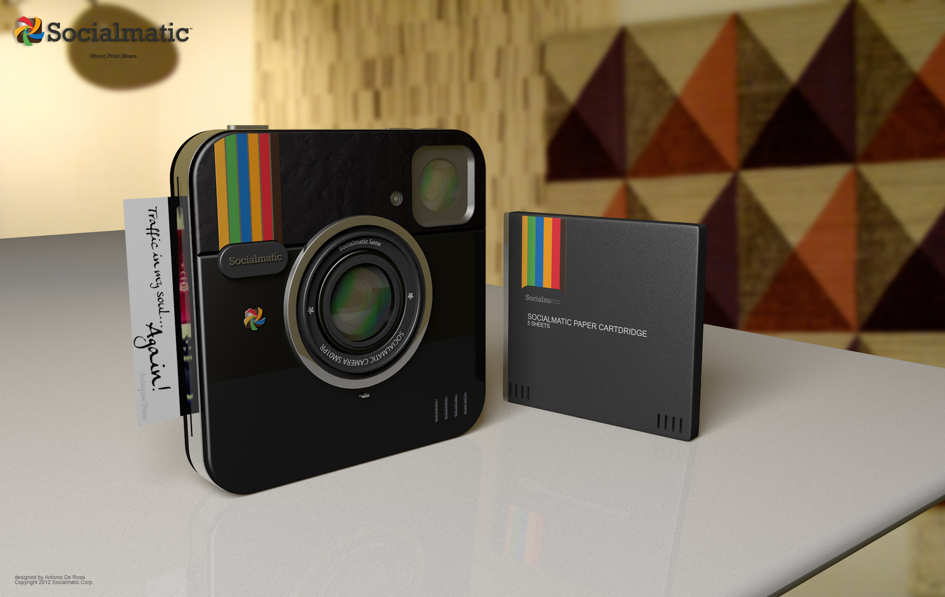 The Instagram Camera Appears to Be a Real Thing | Polaroidland