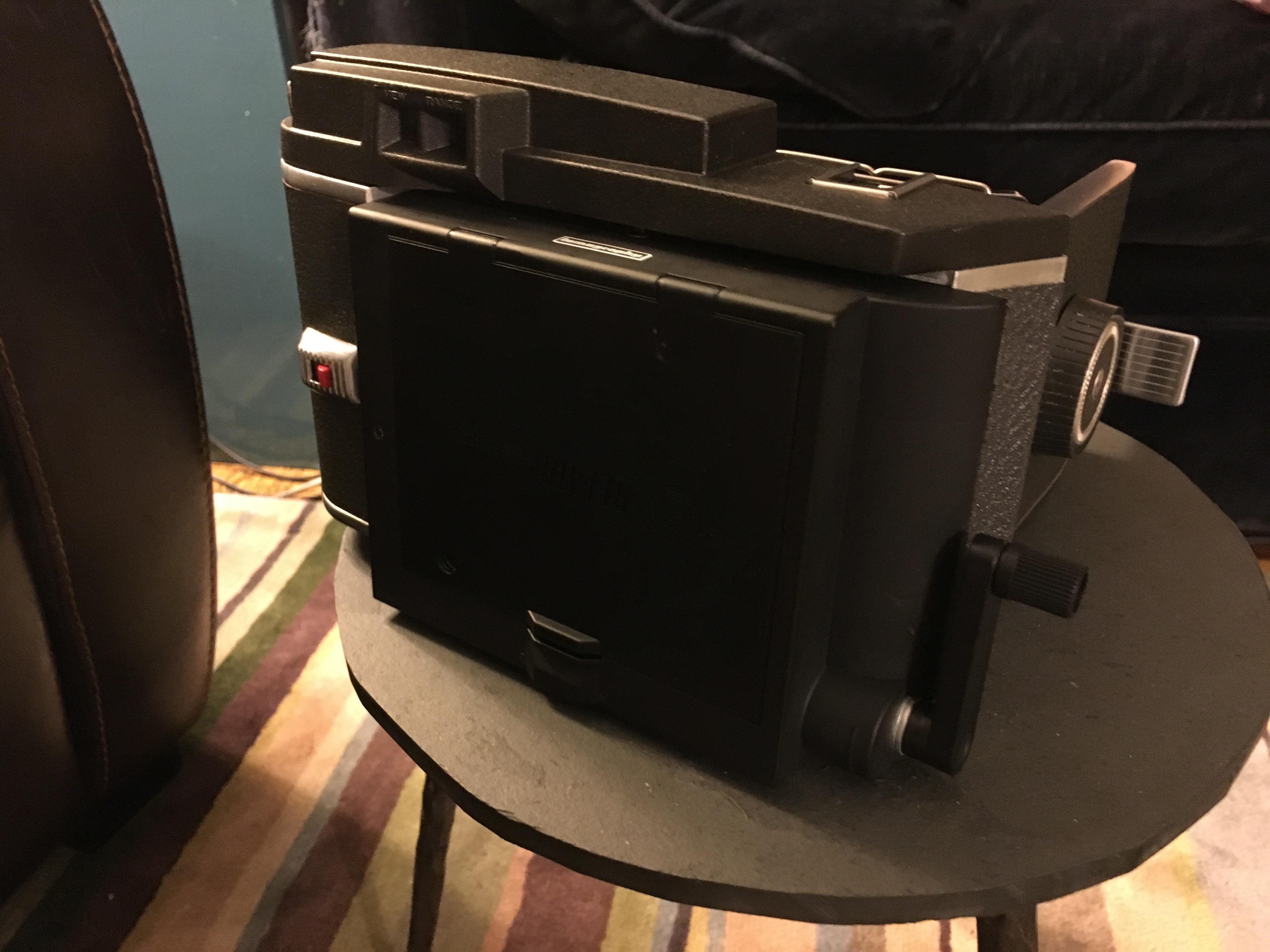 Polaroidstax? Instaxroid? My New Favorite Hybrid    Polaroidland